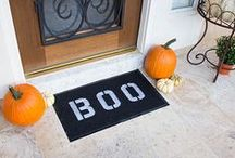 Here Comes Halloween! / Great ideas for your home to for this spooky season.