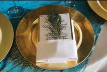 Escort Cards / Where people sit and who they sit with and what they're looking at - these details can make or break your guests' enjoyment of your wedding