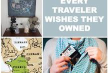 Travel: Packing, Gear, Tips / by London Campbell
