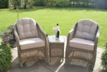 Garden/ Outdoor Furniture & Accessories / The great outdoors brought to you by Curiosity Interiors. A stunning collection of outdoor furniture and garden accessories, prefect for the Great British summer!  www.curiosityinteriors.co.uk