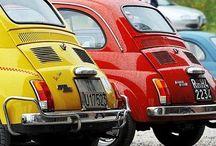500 / Classic Fiat 500 / by Gokce Ketenci