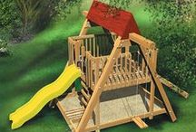 For The Home - Outdoor/Swing Sets