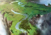NeXt Zelda / Inspiration for Zelda