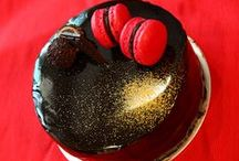 Cakes   Chocolate Cake / Indulge in decadent, rich chocolate fudge cakes, creamy chocolate cakes with frosting, chocolate mousse, chocolate ganache cakes. [ Who doesn't love chocolate right... Feel free to invite chocolate lovers to pin :) No Spamming please! ]