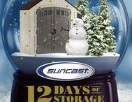 Suncast Sweepstakes / Suncast has sensational giveaways every month. Don't miss your chance to win!