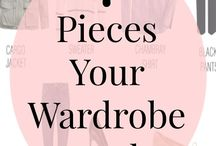 Building A Wardrobe / Wardrobe Basics for Women, Wardrobe Essentials, Wardrobe Capsule, How To Be Fashionable On A Budget, Fashion Tips for Women, Wardrobe Basics, Wardrobe Basics List, Wardrobe Basics Minimalist, Wardrobe Staples, Wardrobe Staples for Women, Winter Staple Pieces, What To Wear In Winter, What To Wear In Cold Weather