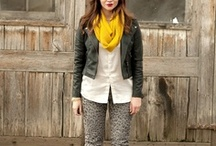 my style & fashion / by Aleisha Wright