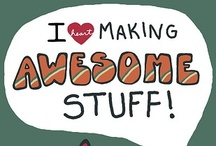 Craft Ideas & Stuff / by Adrienne Williams