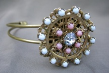 Adrienne's Creations (my upcycled jewelry business) / by Adrienne Williams