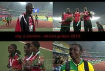 African Top Athletes / Celebrating Africa's top performing athletics stars on the African continent and in the diaspora.