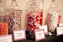 candy table / by Bertha Villalobos