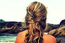 Hairstyles / by Meghan Vanderlee