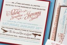 Southwestern Wedding /  Adele & Jeremy  / by Envelopments