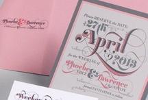 Pink & Gray Wedding - Phoebe & Lawrence / by Envelopments