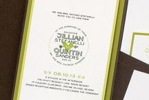 Outdoor Mountain Wedding / Jillian & Quintin / by Envelopments