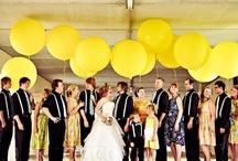 Yellow Wedding /  Sienna & Elijah / by Envelopments