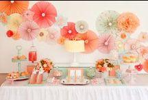 Summer Wedding Colors / by Envelopments