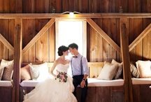 Red Barn Wedding / Penelope & Sheldon / by Envelopments
