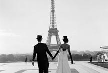 Black & White Paris Wedding - Julienne & Robert / by Envelopments