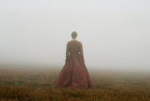 Brontë / I love the Brontë sisters' novels, windswept moors, and troubled characters.