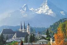 Berchtesgaden and Salzburg / Images from Berchtesgaden in Bavaria, Germany, and Salzburg, Austria.