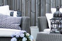✿⊱Outdoor Living / by Joyce