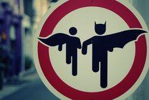 Superheros / by Alex Preston