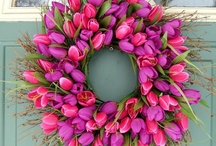 Wreaths  / by Mary Stickler Blank
