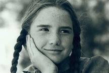 :: PETITE INGALLS :: / Laura Ingalls a été mon idole, mon modèle. Amoureuse de toute la famille!  / by :: ANNE-LAURE ALAIN ::
