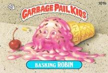 Garbage Pail Kids / by Diane