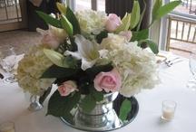 Jane's wedding Flowers / by Sharon Sandahl