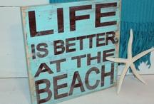 Beach Life <3 / by Adrienne Williams