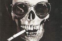 skulls. / by Chelsea Rose Black