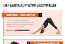 Exercise / Tension Relief.  / by Seana Conley