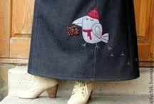 Анна Крапивина / Homeliness and fashion from Anna Krapivina / Работы Анны Крапивной. Натуральные материалы, лен, хлопок, очень качественное исполнение, индивидуальное исполнение. Каждая вещь особенная. Авторские модели и ручная вышивка. Магазин на Ярмарке Мастеров - http://www.livemaster.ru/creativchik