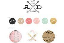 Color Palettes & Branding Kits
