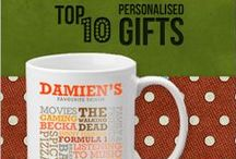 FMAG Personalised Gifts / by Find Me A Gift