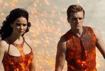 Happy Hunger Games! / hardcore everlark shipper. read mockingjay x13 / by Melanie Elmont