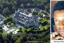 Famous Homes / Dream Digs!!!