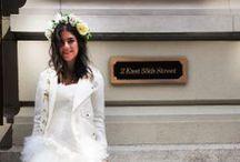 [ w e d d i n g___hair ] / flowercrown   tiara   veils   hairstyle