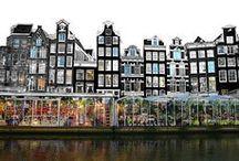 [ travel___amsterdam ] / amsterdam spots | bars | locations | restaurants | places