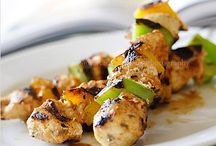 Grilltastic Recipes / Summertime recipes for food on the backyard grill