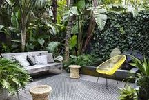 [ home___garden/terrace ] / since we moved into our new appartment we have a beautiful garden terrace. so here's some inspiration for spring/summer 2016