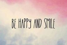 Quotes about Teeth / Just be happy and smile. :)