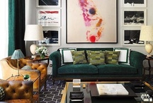 Interiors to Die For  / by Sarah K