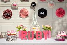 Ruby's Parisian Birthday
