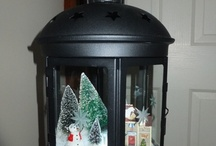 Christmas crafts / by Deb Hartley