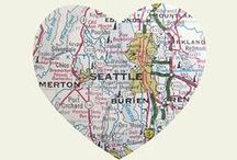 Seattle / home sweet home / by Sabrina Linnala Price