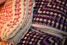 Crochet - Afghan & Rugs