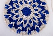 Crochet • Motifs • (round)
